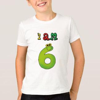 I am 6 T-Shirt