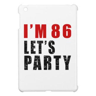I A'm 86 nos dejó ir de fiesta