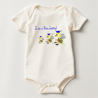 I am a Bee..lessing! Blessing Infant Shirt!l... Baby Bodysuit