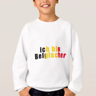 I am a Belgian Sweatshirt