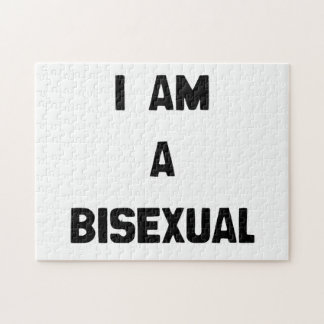 I AM A BISEXUAL JIGSAW PUZZLE