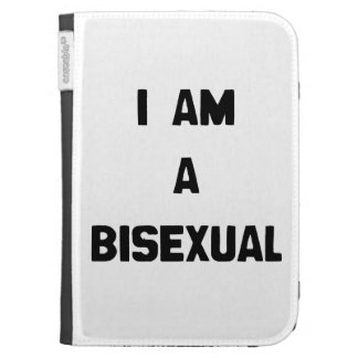 I AM A BISEXUAL KINDLE CASES