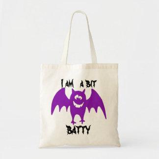 I am a bit batty bag