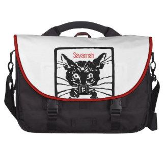 I Am A Cat Computer Bag