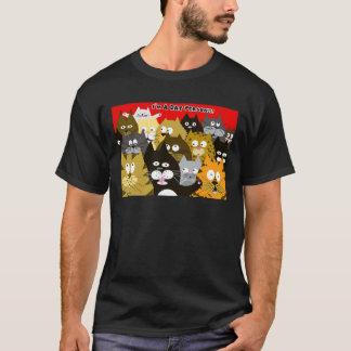 I am a cat person mens shirt