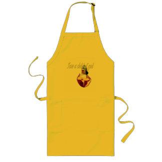 I am a child of god long apron