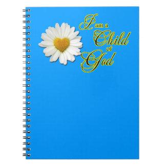 I am a Child of God - Notebook