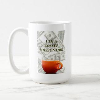 I AM A Coffee Millionaire Mug