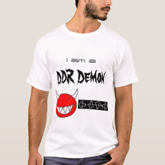 I am a DDR Demon T-Shirt