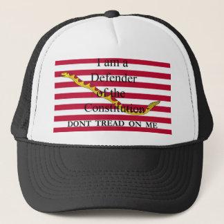 I-am-a-Defender ballcap Trucker Hat