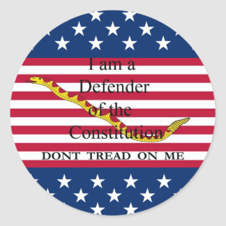 I-am-a-Defender sticker