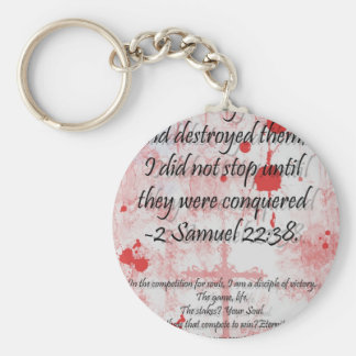 I am a Disciple of God Keychain