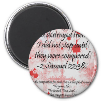 I am a Disciple of God 2 Inch Round Magnet