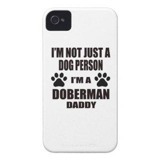 I am a Doberman Daddy iPhone 4 Case