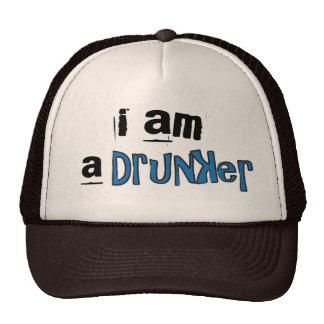 I am a drunker gorro de camionero