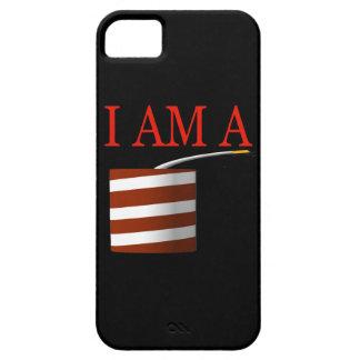 I Am A Firecracker iPhone 5 Cases