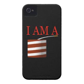 I Am A Firecracker iPhone 4 Case-Mate Cases