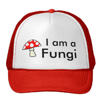 I am a Fungi Trucker Hat