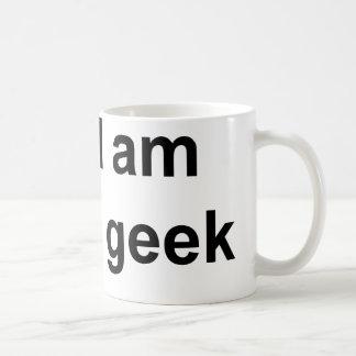 I Am A Geek Mug