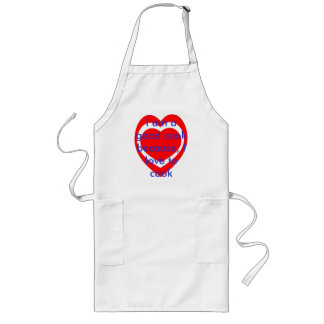 I am a good cook because, I love to cook, apron