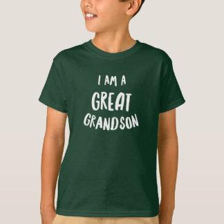 I am a great grandson T-Shirt