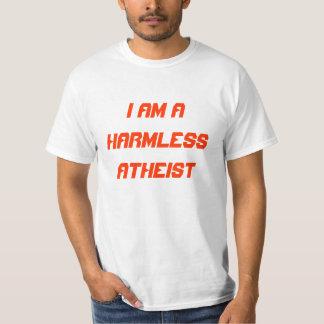 I am a harmless atheist T-Shirt