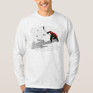 I am a Hockey Player T-Shirt