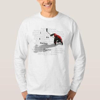 I am a Hockey Player T-shirt