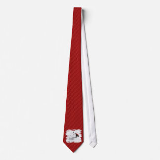 I Am A Hockey Player tie (dark)