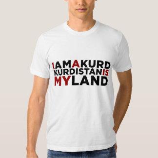 I AM A KURD T SHIRT