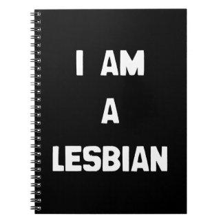 I AM A LESBIAN JOURNAL