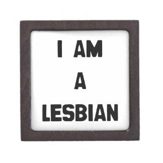 I AM A LESBIAN PREMIUM GIFT BOXES