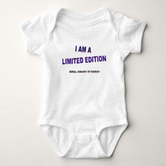I Am A Limited Edition Baby Bodysuit
