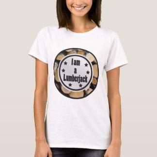 I am a Lumberjack vol 1 T-Shirt
