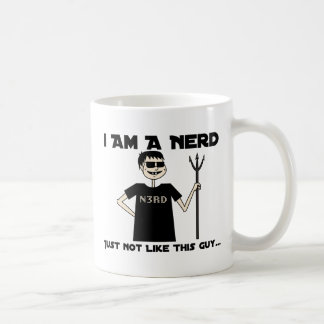 I am a Nerd - Just not like that guy Mugs