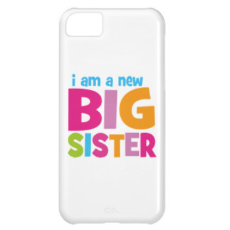 I am a new Big Sister Case For iPhone 5C