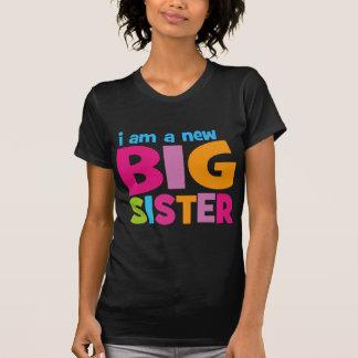 I am a new Big Sister T-shirt
