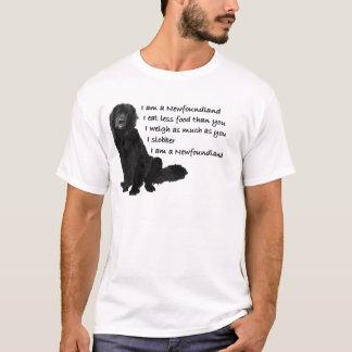 I am a Newf T-Shirt