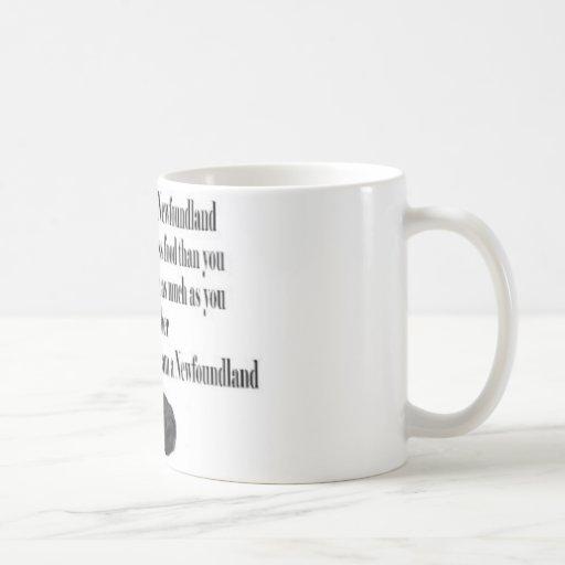 I am a Newfoundland Mug