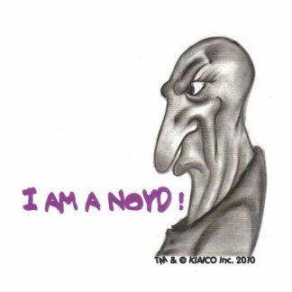 I AM A NOYD! Classic Ornament