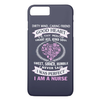 I AM A NURSE iPhone 7 PLUS CASE