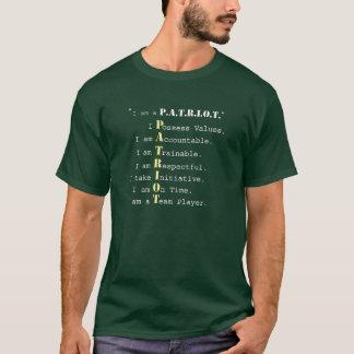 I am a P.A.T.R.I.O.T. T-Shirt