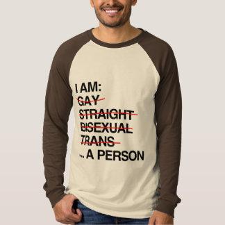 I AM A PERSON T-Shirt