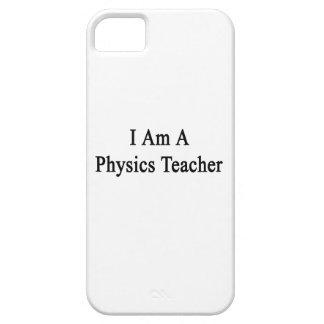 I Am A Physics Teacher iPhone 5 Cases
