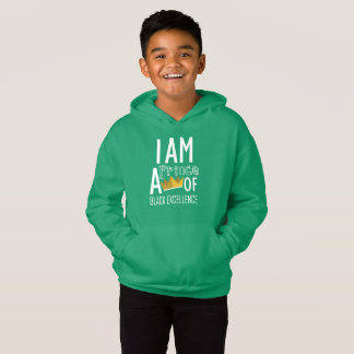 I Am A Prince of Black Excellence - Hoodie