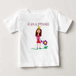 I am a princess baby T-Shirt