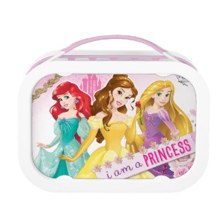 I am a Princess Lunch Boxes