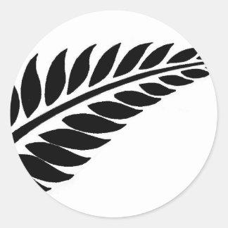 I am a Proud Kiwi! Classic Round Sticker