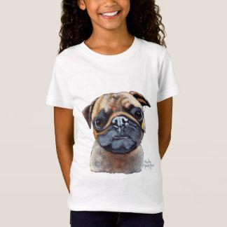 I AM A PUG by Shirley MacArthur T-Shirt
