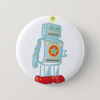 I am a robot button
